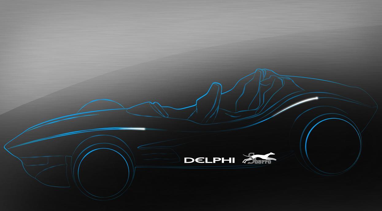 Delphi+Logo Delphi Automotive Logo