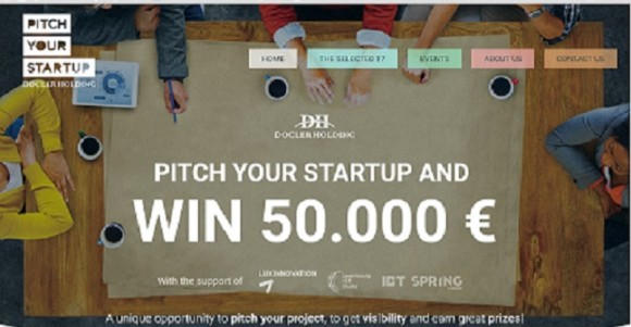 Pitch your startup